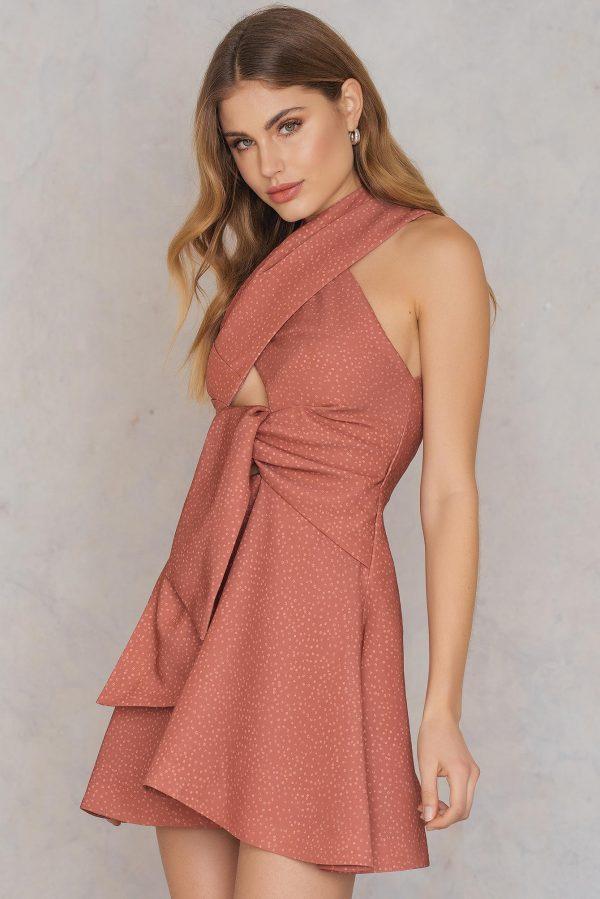 26ff11d0e5c25 Dress Hire: FINDERS KEEPERS - Hide and Seek Mini Dress | Designer ...